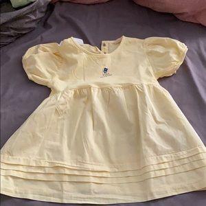 Zara girl dress